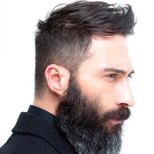 Hairstyles For Thin Hair Men