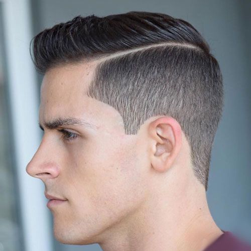 Tapered Haircut