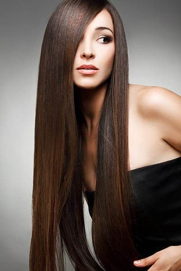 Hairstyles For Long Hair Straight Homecoming Dance Hairstyles