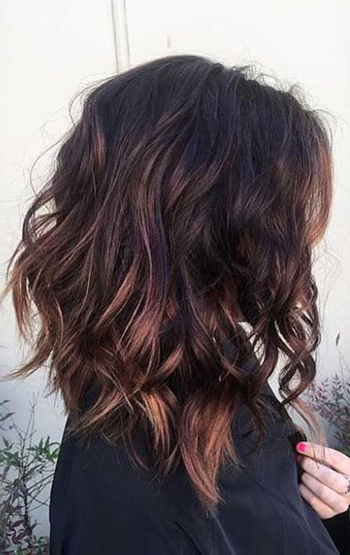 25+ Latest Long Bobs Hairstyles | Bob Hairstyles 2015 - Short Hairstyles for Wom...