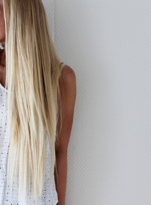 The perfect blonde.