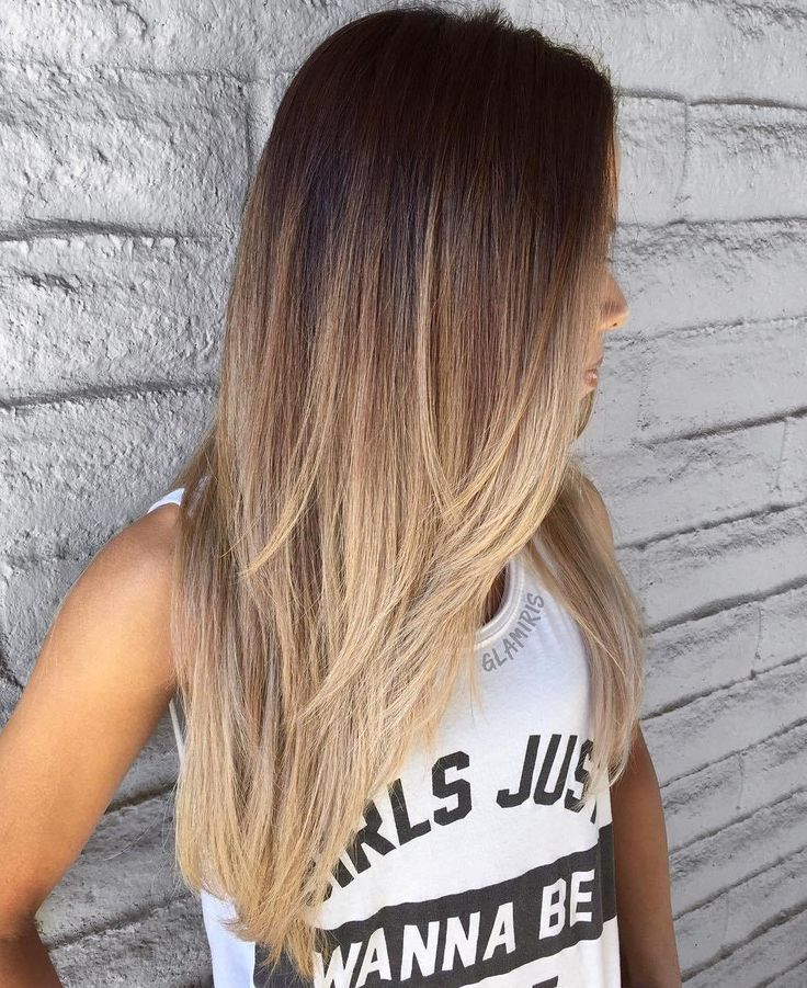 Trendy Long Hair Women's Styles