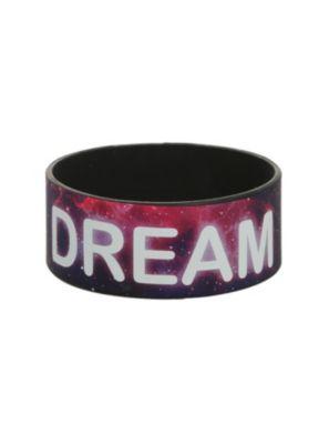 Galaxy Infinity Rubber Bracelet