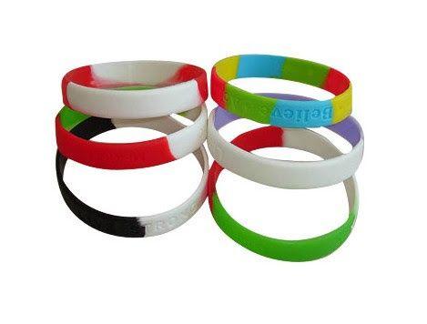 Custom Promotional Wrist Band,Adjustable Silicon Wristband,Promotional Silicon B...