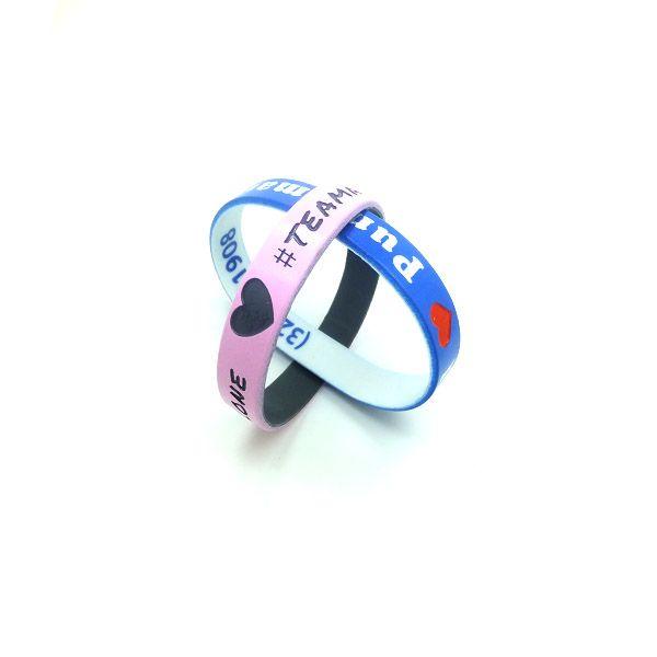 Hot silicone bracelet Wholesale #lowestpricesiliconewristband #siliconehandbad #...
