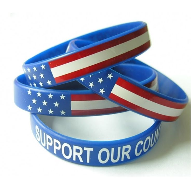 Multi-color rainbow silicone bracelet,Mixed color rubber / silicone wristband   ...
