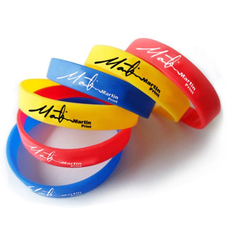 Promotional cheap bulk wrist band silicone wristband  #cutesportssiliconebracele...