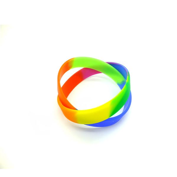 Sweet promotional items china silicone bracelet #blanksegmentsiliconewristband #...
