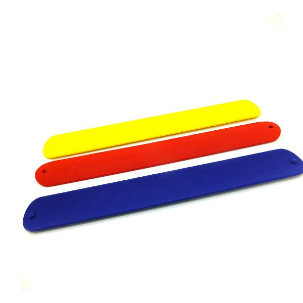 custom silicone slap bracelet    #eco-friendlyslapband  #debossedsiliconewristba...