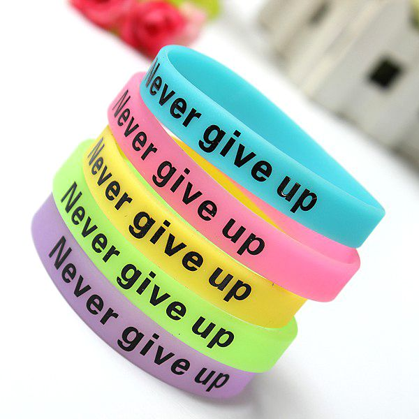 newest fashion personalized silicone wristband #Promotionalsiliconewristband #si...