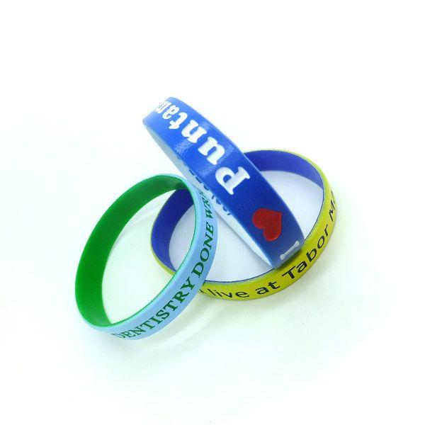 silicone wristband for Christmas celebrate persent #PersonalDesignsiliconebracel...