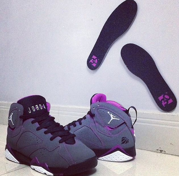 Air Jordan VII GS For The Love Of The Game