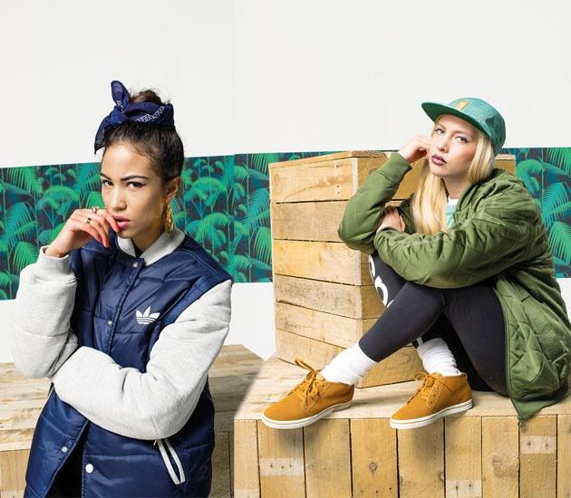 Lookbook adidas Originals (Fall/Winter 2013)