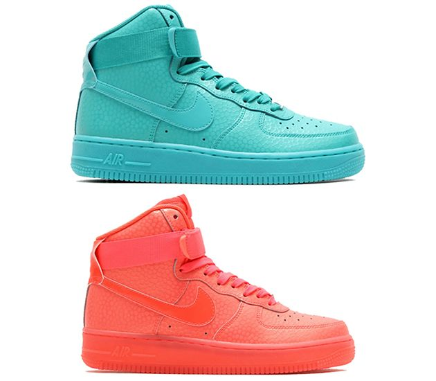 """Nike Air Force 1 High WMNS """"Easter Pack"""""""