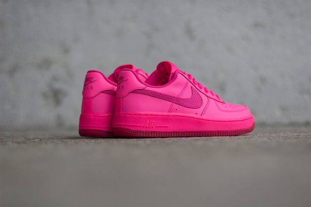Nike Air Force 1 Low GS   Hyper Pink / Vivid Pink