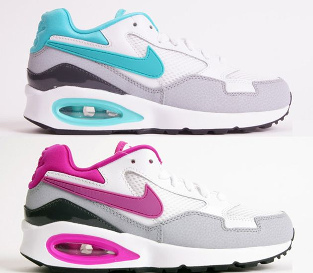 sale retailer d3479 ba16a Nike Air Max ST WMNS-Light Retro and Pink Flash