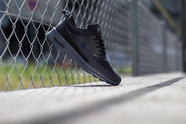 Nike Air Max Thea   Black / Black