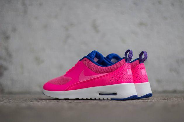 Nike Air Max Thea WMNS   Hyper Pink / Pink Glow   Hyper Cobalt