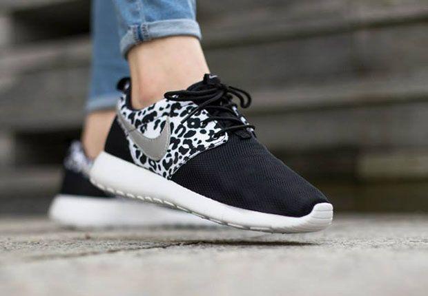 Nike Roshe One GS Print-Cheetah-2