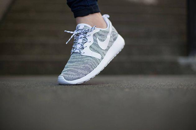 Gray Nike Roshe For Women  610ae41078c6