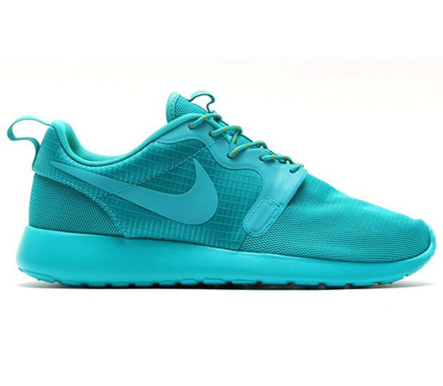best sneakers b4cc2 18109 Nike Roshe Run WMNS Hyperfuse-Turbo Green-Dark Citron-Volt