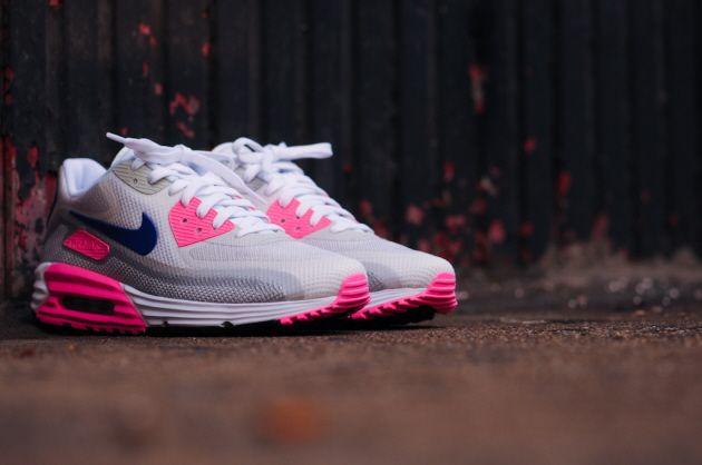 Nike WMNS Air Max Lunar90 – Laser Pink