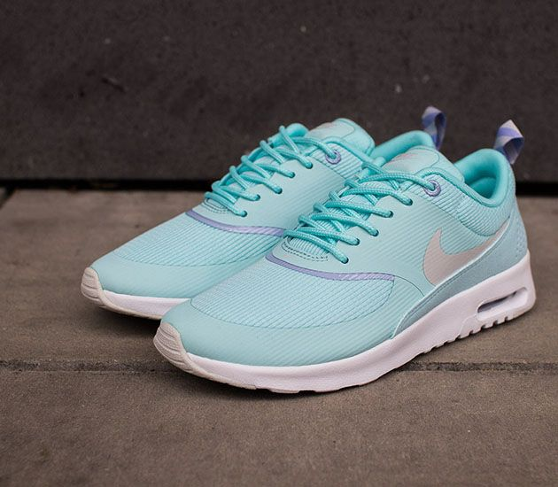 timeless design 11d92 9c375 Nike WMNS Air Max Thea-Glacier Ice-Lite Base Grey-Purple Fade-White