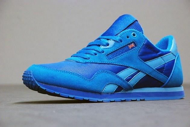 Reebok Classic Nylon Slim Color Pack #sneakers #kicks