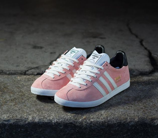 b4300f2c2963 Trendy Women s Sneakers 2017  2018   adidas Originals Gazelle-St ...