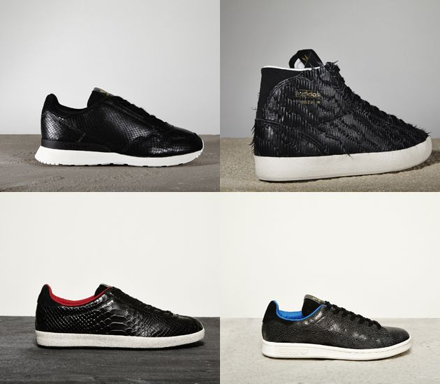 adidas Originals Womens Luxury Sneaker Pack (Part 1)