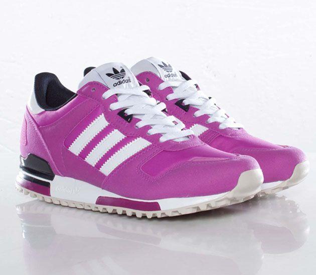 adidas Originals ZX 700 W – Vivid Pink / Running White – Legend Ink