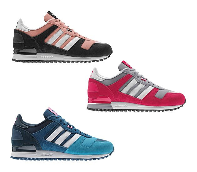 f29c9d67a Trendy Women s Sneakers 2017  2018   adidas Originals ZX 700 W ...