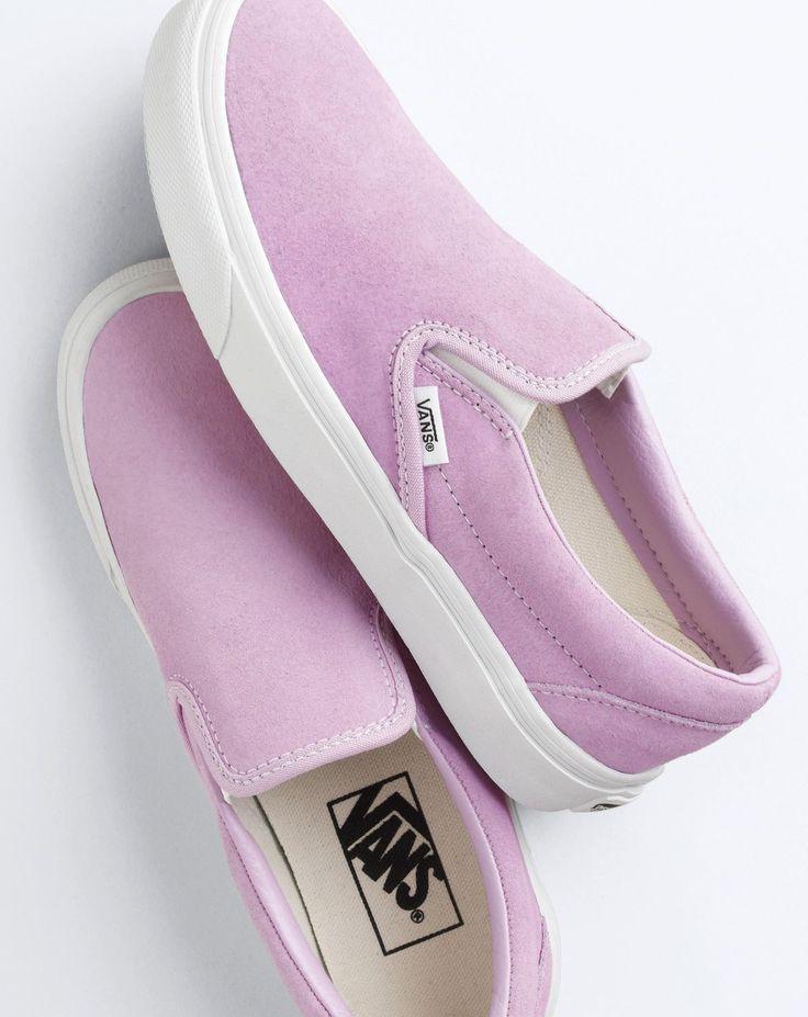 560e03db618d Trendy Women s Sneakers   J.Crew women s Vans for J.Crew suede slip ...