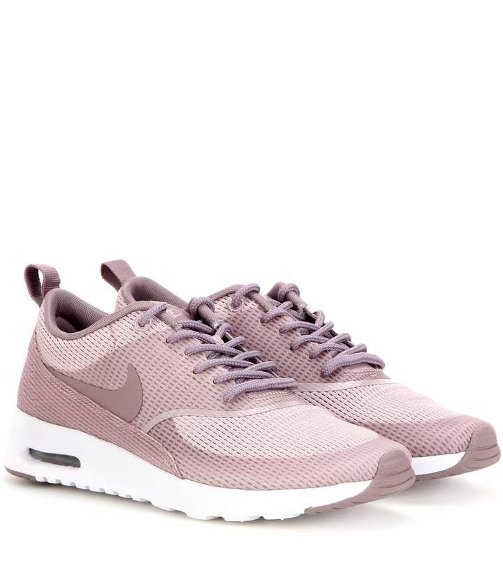 17bc8229d0 Trendy Women's Sneakers : Nike Air Max Thea Txt sneakers - Fashion ...