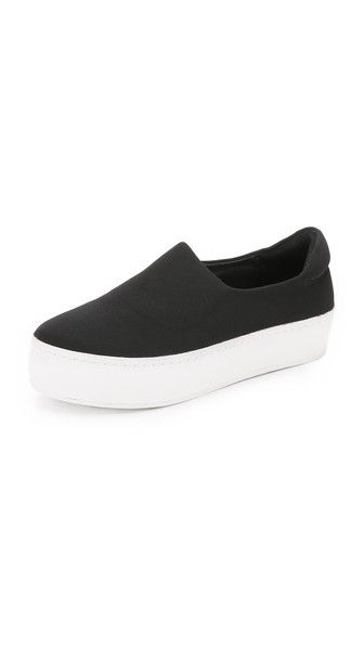 Opening Ceremony Cici Slip On Platform Sneakers