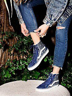 Sk8-Hi Reissue Sneaker