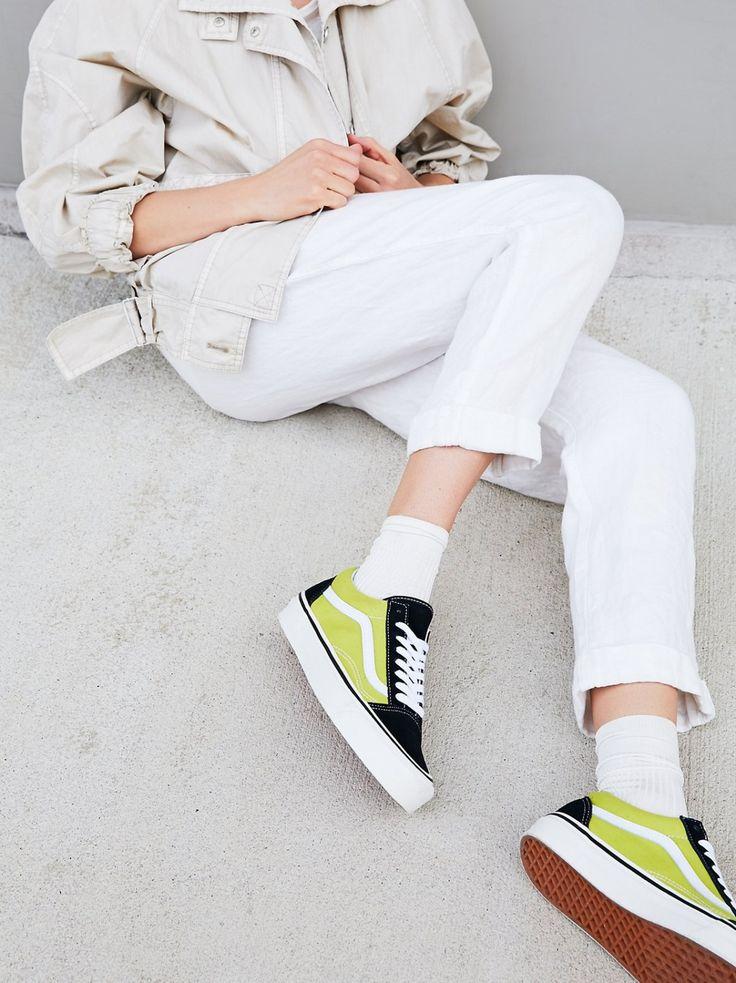 UA Old Skool 36 DX Sneaker | Timelessly classic kicks, these Vans old skool snea...