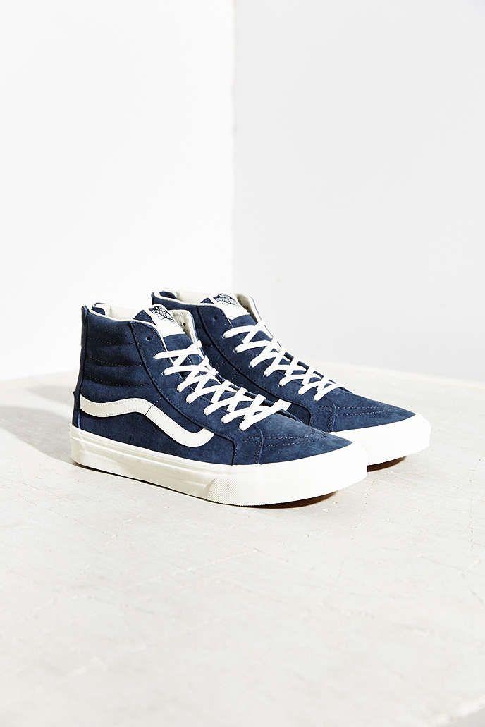 Vans Sk8-Hi Scotchgard Slim Sneaker - Urban Outfitters