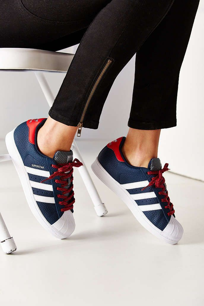 dbfb981febff Trendy Women s Sneakers   adidas Superstar Varsity Jacket Pack ...