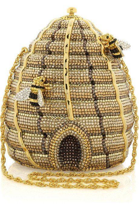 Beehive Purse
