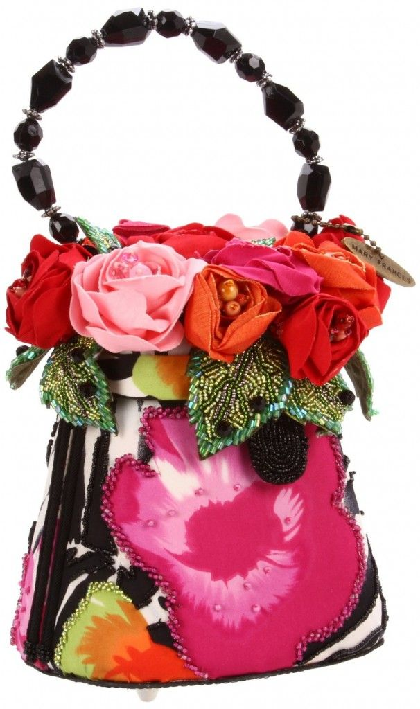 Mary Frances Tango In Paris Shoulder Bag