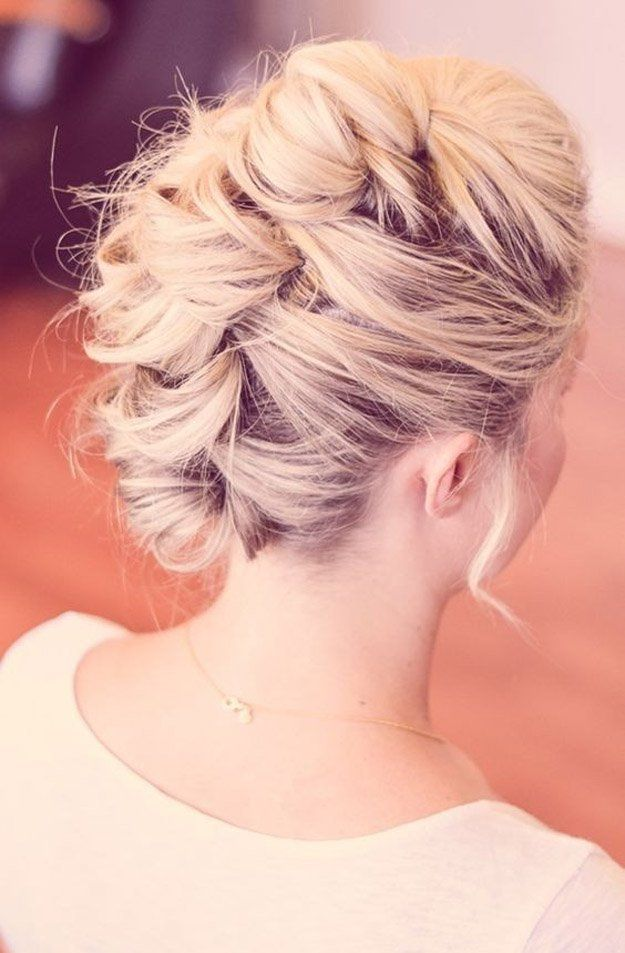 Hairstyles For Long Hair Fancy Faux Hawk 24 Perfect Prom