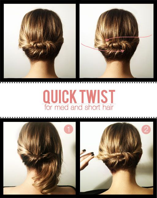 Hairstyles For Long Hair 21 Easy Hairstyles You Can Wear To Work