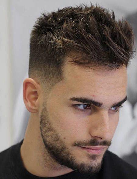 Fashionable Men\u0027s Haircuts