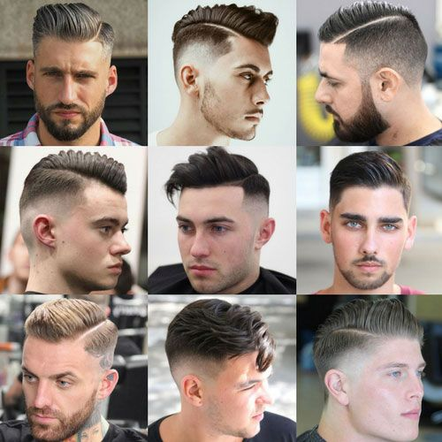 Best Comb Over Fade Haircuts