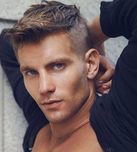 Fashionable Mens Haircuts Hottest Undercut Hairstyle Trends For