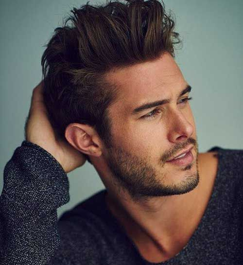Fashionable Mens Haircuts Latest Trend Medium Haircuts For Men