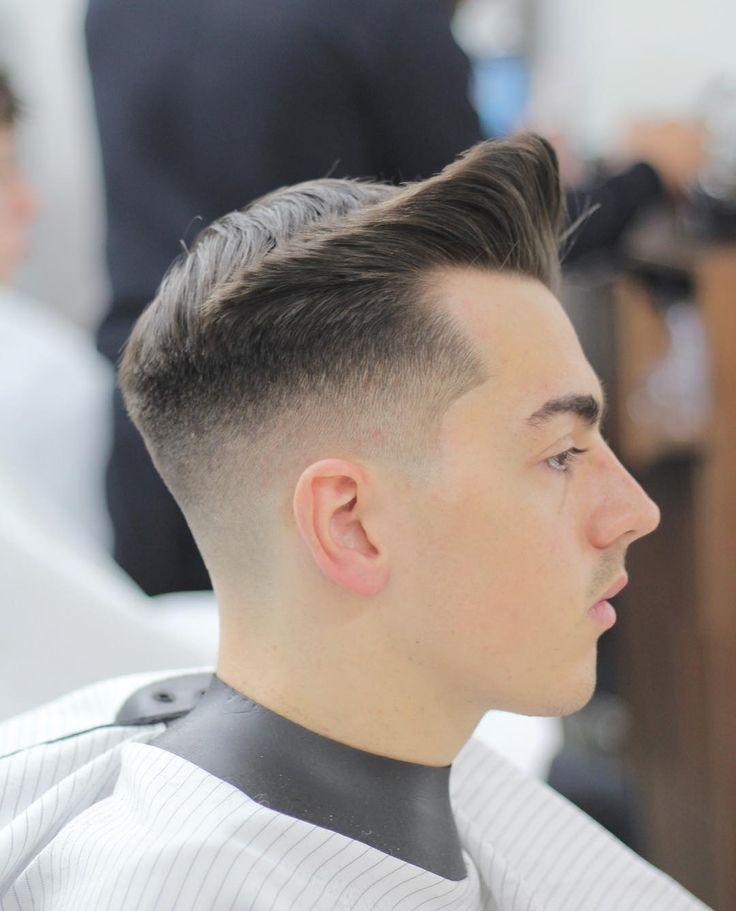 Fashionable Men\'s Haircuts. : Regular Receding hairline ...