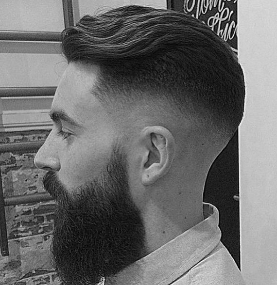 Short Haircuts For Thick Wavy Hair Round Face For Males
