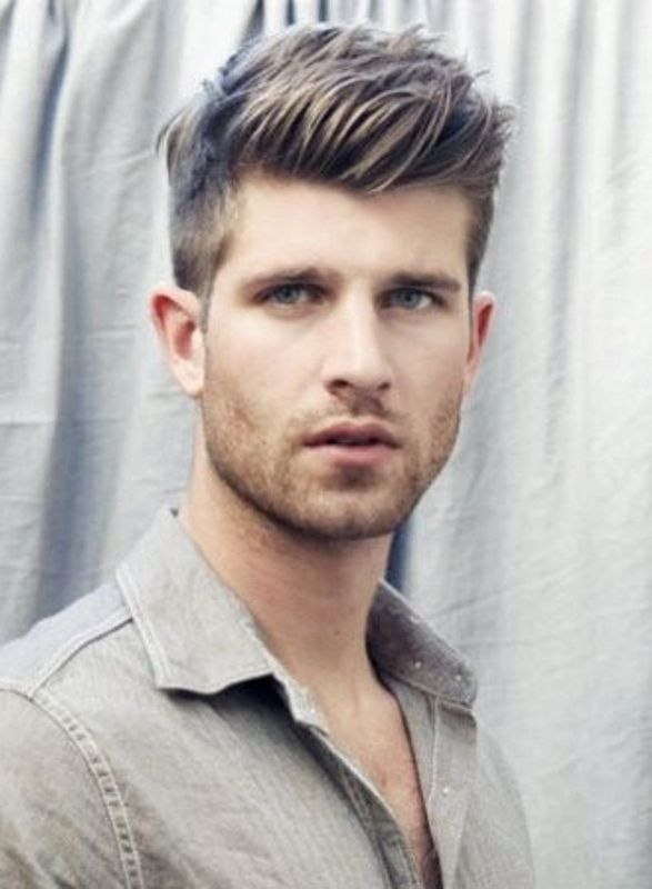 Fashionable Mens Haircuts Stylish Latest Hair Style Mens 2017